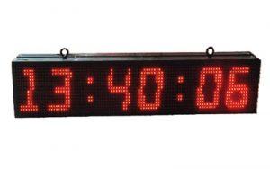 display jam digital 2 sisi p10 outdoor