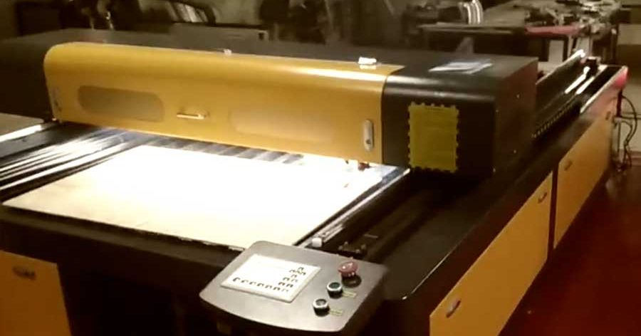 laser cut machine