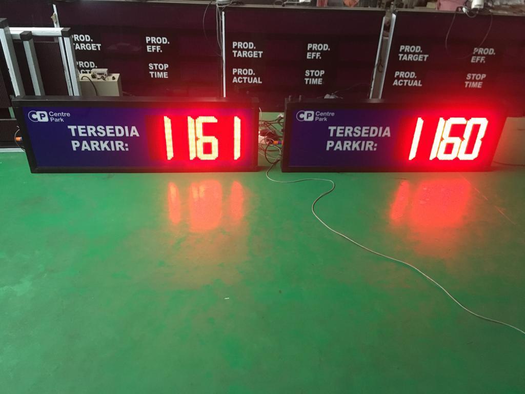 Jual Display Parkir di Bandung yang Paling Laris