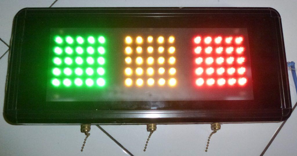 Jual Andon Display System di Surabaya yang Termurah